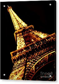 Towering Acrylic Print by Heather Applegate