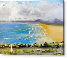Towradgi Beach Acrylic Print