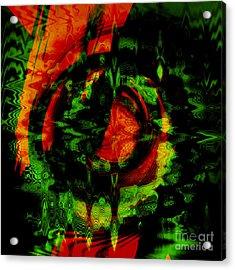 Toxic Relation Acrylic Print by Ashantaey Sunny-Fay