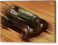 Toy Car Acrylic Print