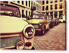 trabant pariser platz berlin photograph by gynt. Black Bedroom Furniture Sets. Home Design Ideas