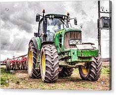 Tractor 2 Acrylic Print