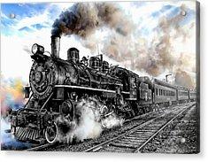 Train I Acrylic Print