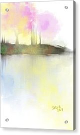 Tranquil Moments Acrylic Print
