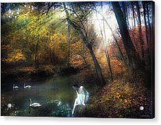 Tranquil Place Acrylic Print