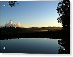 Acrylic Print featuring the photograph Tranquility by Evelyn Tambour