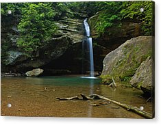Acrylic Print featuring the photograph Tranquility by Julie Andel