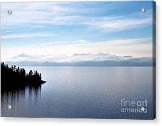 Tranquility - Lake Tahoe Acrylic Print