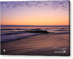 Swamis Tranquility Reef Acrylic Print