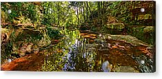 Tranquility Revisited Acrylic Print