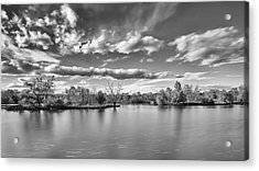 Tranquility Acrylic Print by Stellina Giannitsi