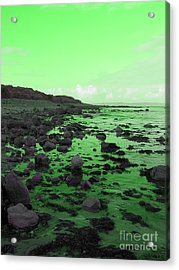 Tranquiliy Acrylic Print by Jo Collins