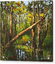 Tranquillity Acrylic Print by Dianne Parks