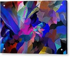 Transcendental Altered States Acrylic Print by David Lane