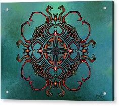 Transcrab Acrylic Print
