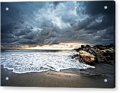 Acrylic Print featuring the photograph Transduction by Ryan Weddle