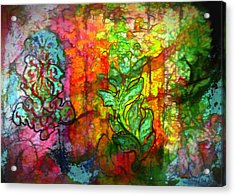 Transformation Acrylic Print