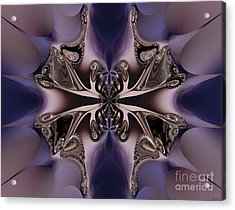 Transformation  Acrylic Print by Elizabeth McTaggart