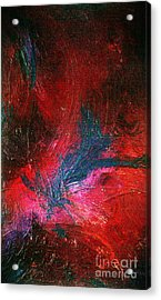 Acrylic Print featuring the painting Transformation by Jacqueline McReynolds
