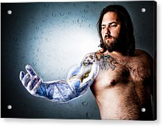 Acrylic Print featuring the photograph Transformation  by Joshua Minso