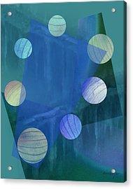 Transformation Acrylic Print by Terri Harper
