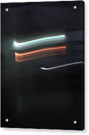 Transformative Space Series No.16 Acrylic Print by Ingrid Van Amsterdam