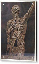 Transi Acrylic Print by Paez  Antonio