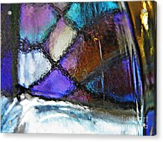 Transparency 2 Acrylic Print by Sarah Loft