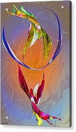 Trapeze Angels Acrylic Print