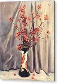 Trebilcock Vase Acrylic Print