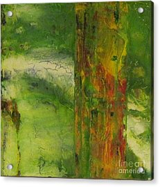 Tree Of Hope Acrylic Print by Ron Durnavich