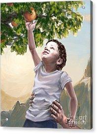 Tree Of Life Acrylic Print by Tamer and Cindy Elsharouni