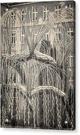 Tree Of Life Dohany Street Synagogue Acrylic Print