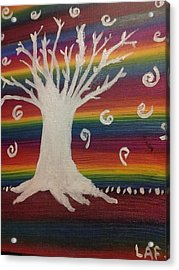 Tree Of Life Acrylic Print by Lee Farley