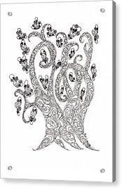 Tree Of Peace Acrylic Print