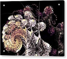 Tree Spirit Acrylic Print by Anastasiya Malakhova