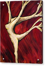 Tree Spirit Acrylic Print