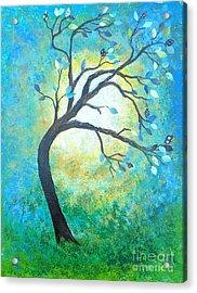 Tree Tango Acrylic Print