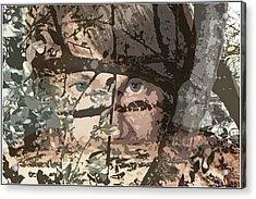 Tree Vision Acrylic Print