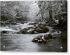 Tremont Winter Acrylic Print