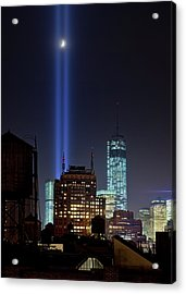 Tribute In Lights 2013 Acrylic Print
