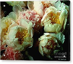 Tribute To The Old Masters Acrylic Print