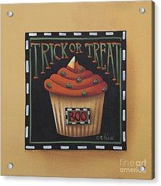 Trick Or Treat Acrylic Print by Catherine Holman