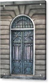 Trimestre De Porte Fracasse  Acrylic Print by Brenda Bryant