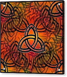 Trinity Acrylic Print