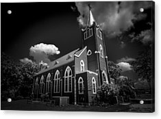 Trinity Lutheran Church Acrylic Print
