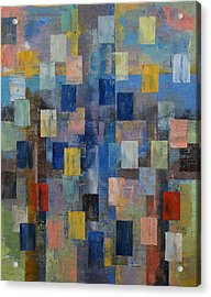 Trinity Acrylic Print by Michael Creese