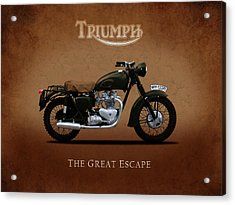 Triumph - The Great Escape Acrylic Print