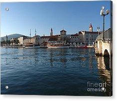 Trogir Old Town - Croatia Acrylic Print