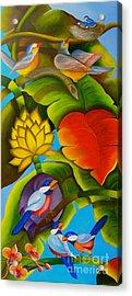 Tropic Acrylic Print